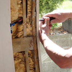 installing keyless entry