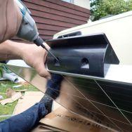 installing brackets