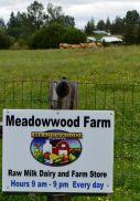 Meadowwood Farm Sign