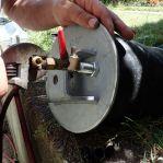Adding the valves