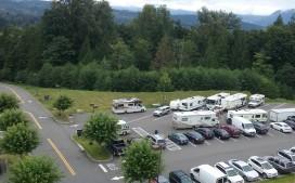 Snoqualmie Casino RV Parking