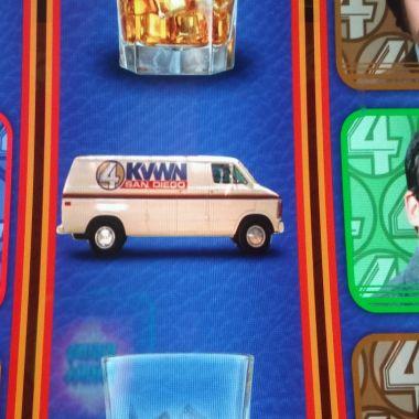 Ron Burgandy Slot Machine