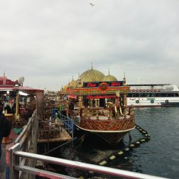 Golden Horn Galata Bridge