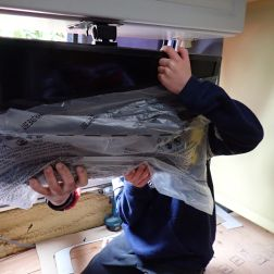 mounting a tv
