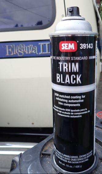 trim paint